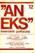 """Aneks"" 12, 1976"