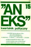 """Aneks"" 15, 1977"