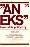 """Aneks"" 23, 1980"