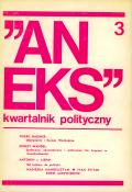 """Aneks"" 3, 1973"
