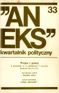 """Aneks"" 33, 1984"