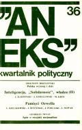 """Aneks"" 36, 1984"