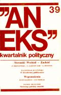 """Aneks"" 39, 1985"