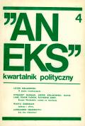 """Aneks"" 4, 1974"
