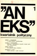 """Aneks"" 1, 1973"