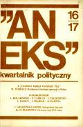 """Aneks"" 16–17, 1977"