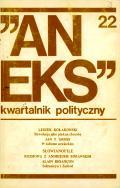 """Aneks"" 22, 1979"