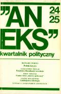"""Aneks"" 24–25, 1981"