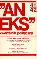 """Aneks"" 41–42, 1986"