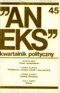 """Aneks"" 45, 1987"