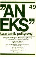 """Aneks"" 49, 1988"