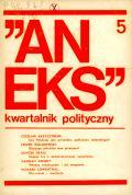 """Aneks"" 5, 1974"